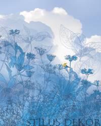 Infinity Blue Sky