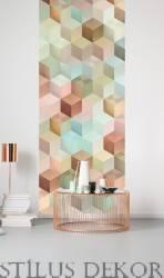 Infinity Cubes Panel