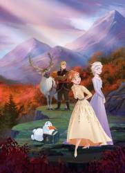 4-4105 Jégvarázs ( Frozen)